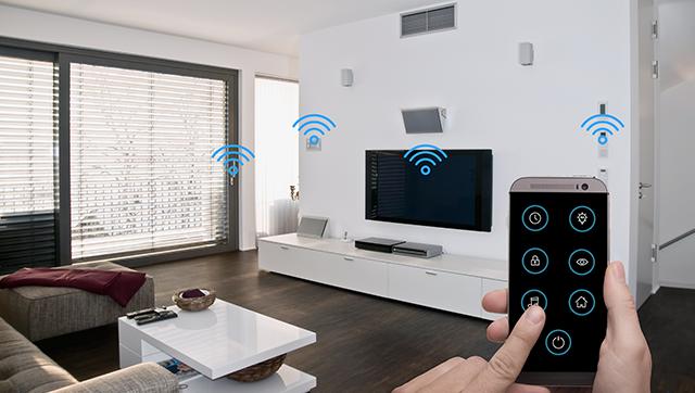 Leistung Smart-Home